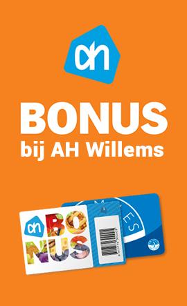 Albert Heijn Groningen l Bonus AH Willems